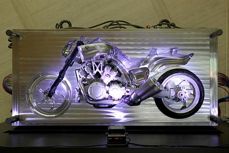『VMAX 胎動 –Need 6-』2007 ヤマハ発動機株式会社