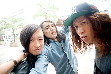 左から:A、オータケ、コーノ