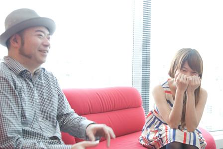 左から:石崎光、吉澤嘉代子