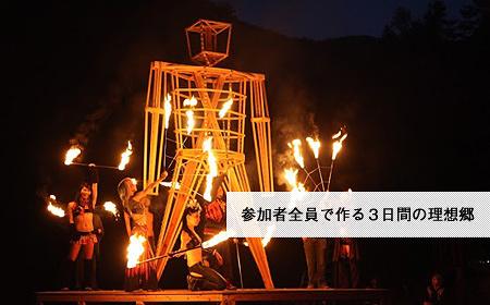 異色野外イベントが日本へ上陸 『BURNING JAPAN』鼎談
