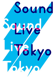 『Sound Live Tokyo』ロゴ