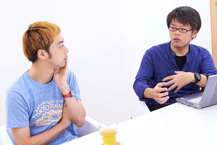 左から:KENTARO!!、武藤大祐