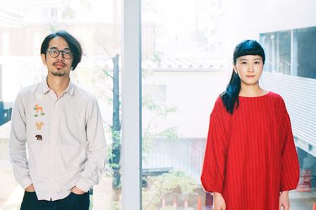 左から:後藤正文(ASIAN KUNG-FU GENERATION)、YeYe
