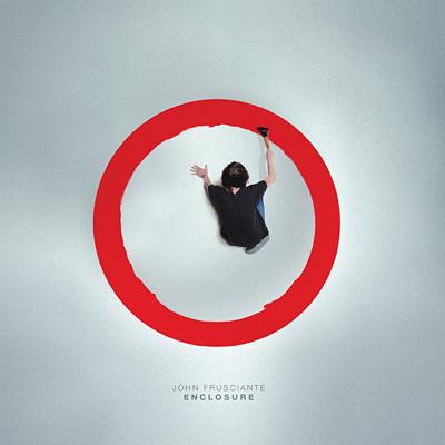 John Frusciante『ENCLOSURE』ジャケット