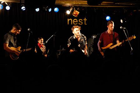 SAN CISCOライブ@TSUTAYA O-nest