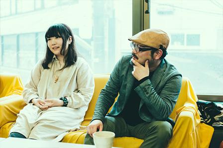 左から:石田愛実(THE★米騒動)、白石晃士
