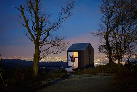 『Luna Hut』2012年 兵庫県神戸市 ©雨宮秀也