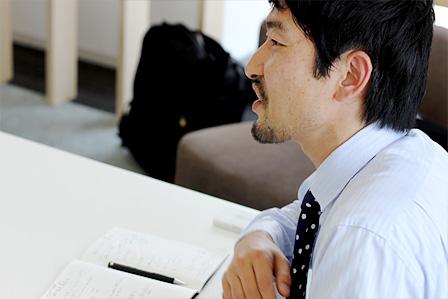 『映画「立候補」』監督 藤岡利充
