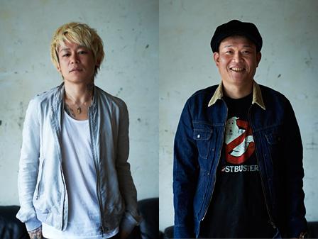 左から:京、千原せいじ