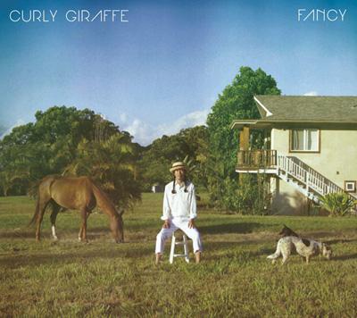 Curly Giraffe『Fancy』ジャケット