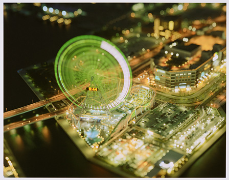 本城直季 HONJO Naoki『Practical Landscape』2002 ©HONJO Naoki