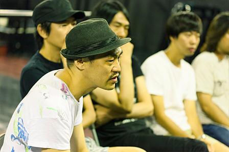 柴本新悟(『CONNECT 歌舞伎町 Music Festival 2014』実行委員会委員長)