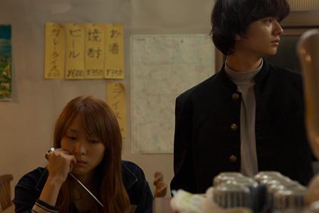 『ドライブイン蒲生』 ©2014 伊藤たかみ/キングレコード株式会社
