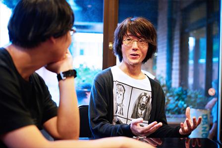 右:太田信吾