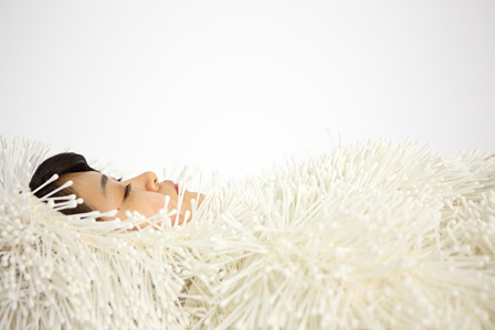 『bristle』installation 2014.4