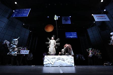 『天使バビロンに来たる』 Photo:中島伸二