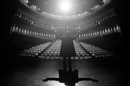 『メフィストと呼ばれた男』 Photo:日置真光