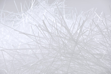 『TORNADO』 / 佐賀県立美術館『吉岡徳仁展―トルネード』展示風景