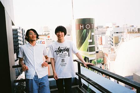 左から:高橋健介、高橋海