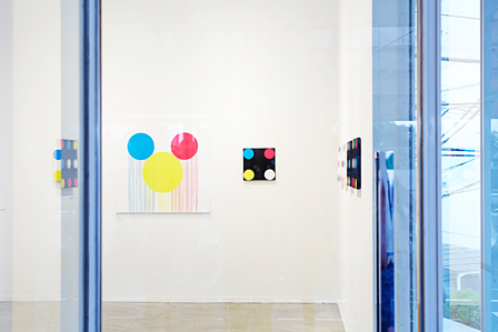 山口真人個展『MADE IN TOKYO』展示風景