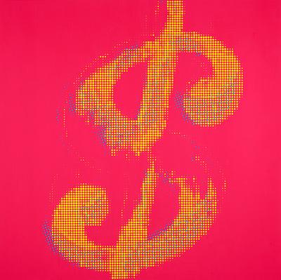 山口真人『Dollar(MADE IN TOKYO)』2015年