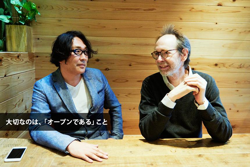 トベタ・バジュン×アート・リンゼイによるポップカルチャー談義