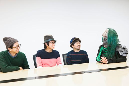 左から:土田、一戸、楠本、seek
