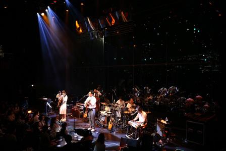 『KIRINJI BBL SPECIAL NIGHTS』@Billboard Live TOKYO 撮影:戸塚由真