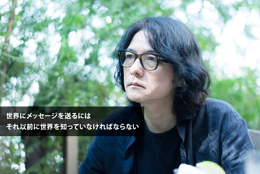 岩井俊二監督が切実に訴えかける「日本はガラパゴスじゃない」