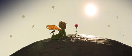 『リトルプリンス 星の王子さまと私』 ©2015 LPPTV – LITTLE PRINCESS – ON ENT – ORANGE STUDIO - M6 FILMS – LUCKY RED