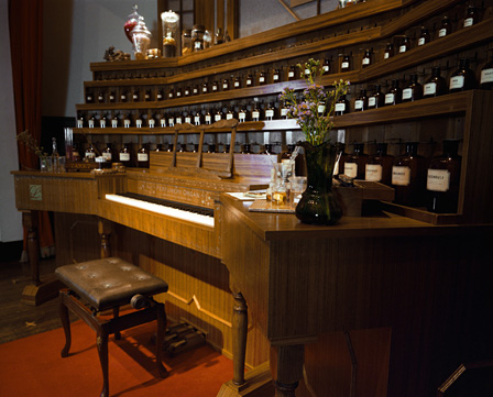 Perfumery Organ photo:黑田菜月