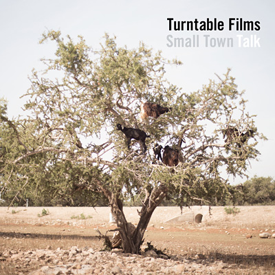 Turntable Films『Small Town Talk』ジャケット
