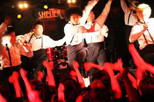劇団鹿殺しRJP レコ発全国ツアー『猫まんまツアー』ファイナル 下北沢SHELTER 2011年
