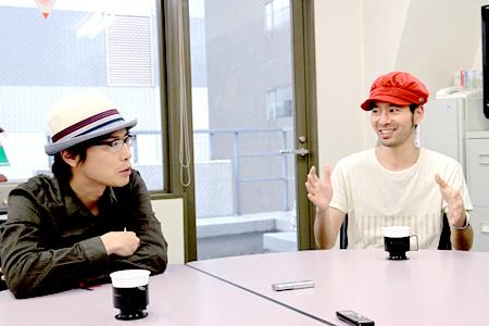 岸田繁(くるり)×佐藤良成(ハンバートハンバート)対談