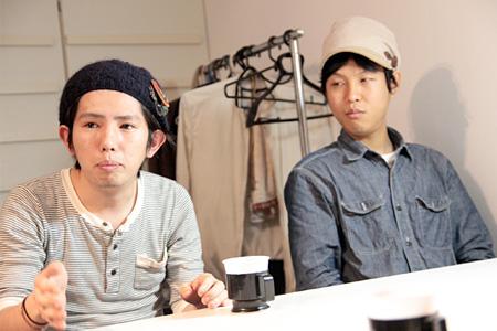 MaNHATTAN×大原大次郎(デザイナー)対談