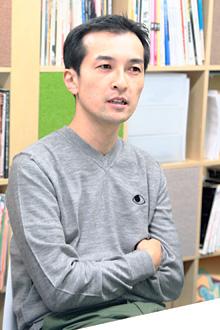 小泉篤宏(サンガツ)