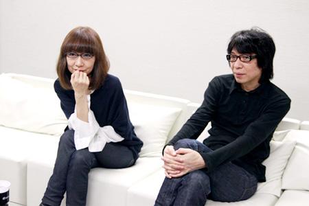 写真左から:竹中仁見、吉田仁