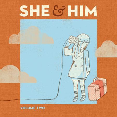 She&Him『ボリューム・トゥ』