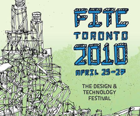 『FITC Tronto 2010』メインイメージ