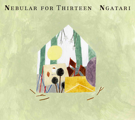 NGATARI『New Sounds of Tokyo Vol.4』
