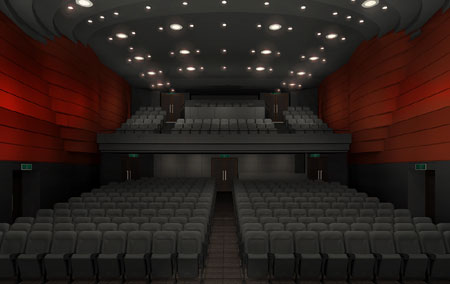 PLEASURE PLEASURE場内客席イメージ画像