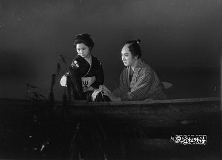 『近松物語』©角川映画