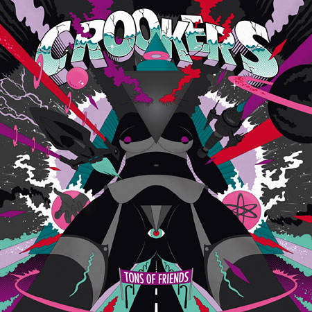 CROOKERS『TONS OF FRIENDS』