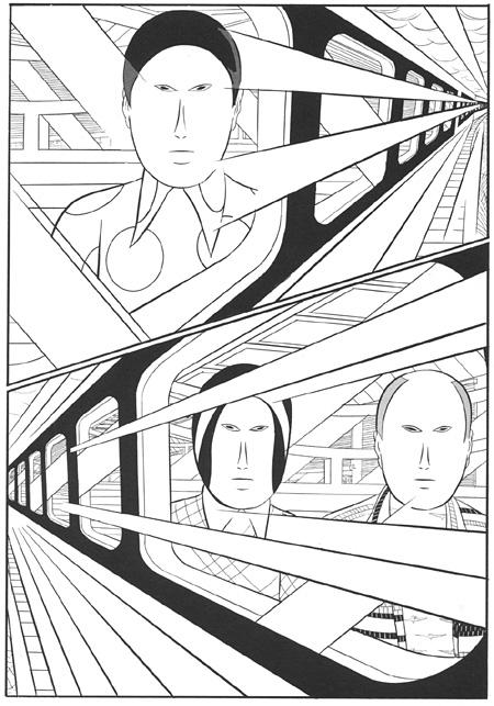 『トラベル』より © Yuichi Yokoyama 2006