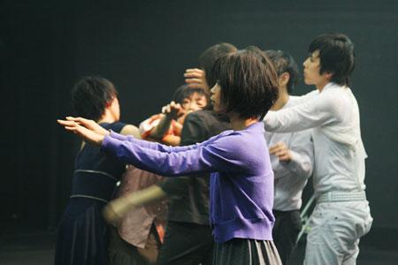 『深淵の明晰』(2009年) photo: GO