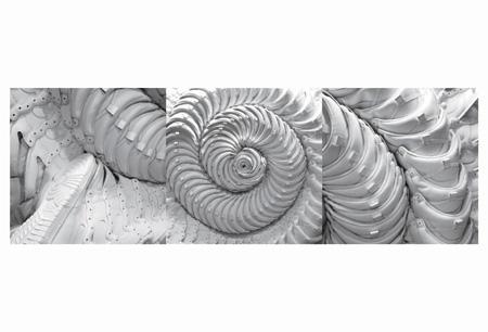 ミクロとマクロの連続する断片的表現、「TENKI」の三田真一ディレクション展