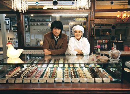 ©2010『洋菓子店コアンドル』製作委員会