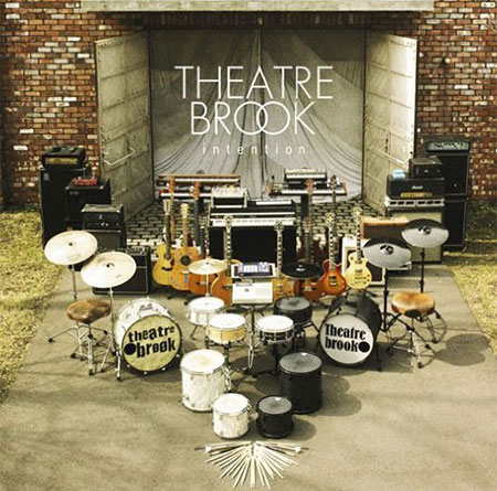 THEATRE BROOK『Intention』(通常盤)