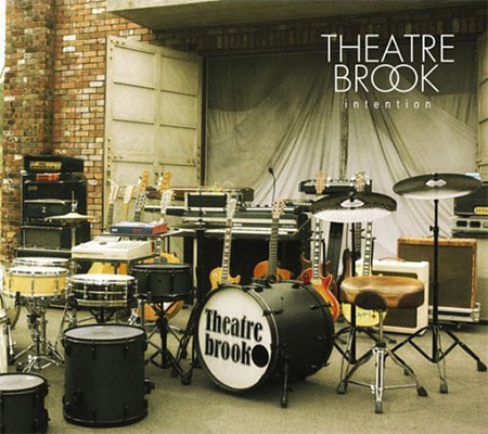 THEATRE BROOK『Intention』(初回限定盤)
