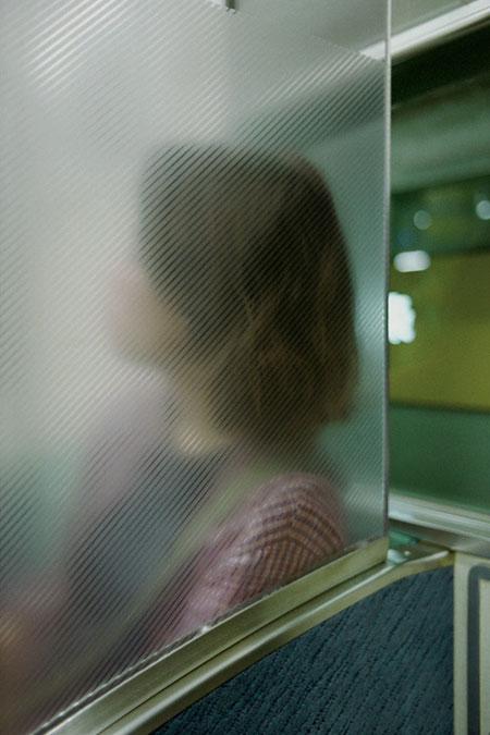 ウィリアム エグルストン 「京都」 ライトジェットプリント 2001 年 カルティエ現代美術財団蔵 © 2001 Eggleston Artistic Trust, Memphis